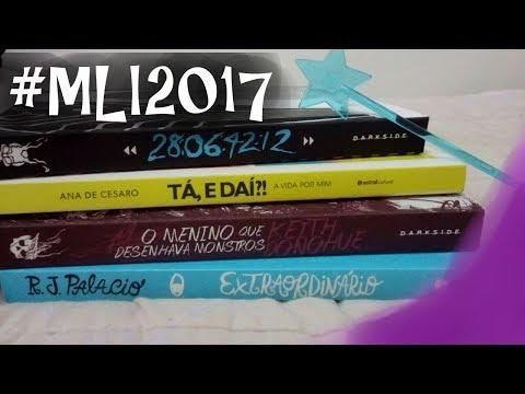 Livros da Maratona Literária de Inverno #MLI2017