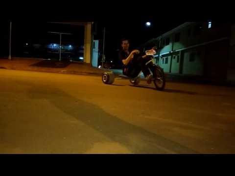 Trike drift em Montividiu Goiás