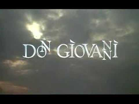 Trailer film Don Giovanni