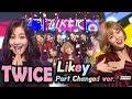 Download Lagu TWICE - LIKEY, 트와이스 - LIKEY (Part Changed Ver.) @2017 MBC Music Festival Mp3 Free