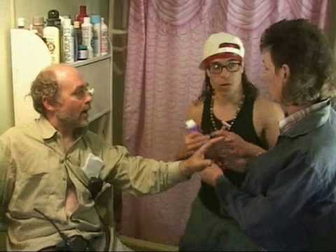 John Dunsworth (Jim Lahey from Trailer Park Boys) is definitely one of the best at acting drunk of all time