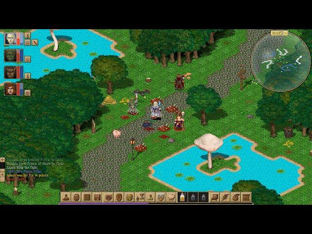 Видео к игре AntharioN