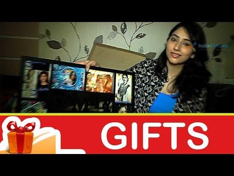 Disha Parmar's Gift Segment
