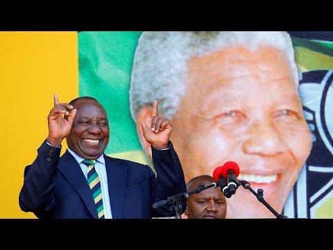 Machtwechsel in Südafrika steht bevor