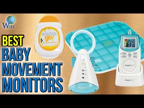 8 Best Baby Movement Monitors 2017