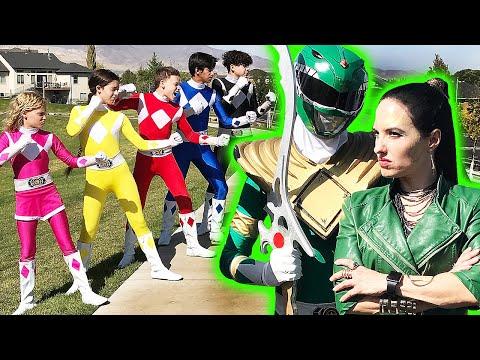Evil Rita Power Rangers Official Music Video BTS