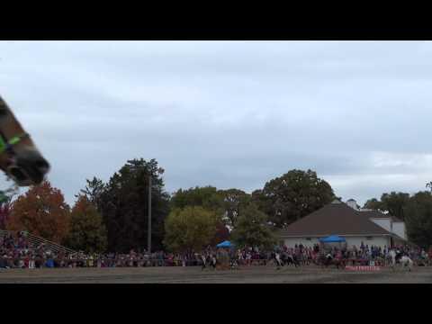 Daredevil  Trick Riding-Midwest Renegades ,Danada Fall Festival,2014