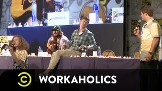 Workaholics - San Diego Comic-Con 2013 - Musical Performance