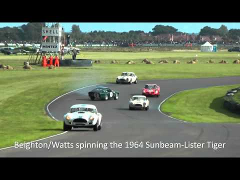 Goodwood - Video by Marc Vorgers http://www.ClassicarGarage.nl http://www.twitter.com/ClassicarGarage http://www.facebook.com/ClassicarGarage http://www.flickr.com/Clas...