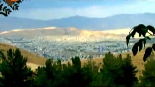 موقعیت جغرافیایی استان کردستان