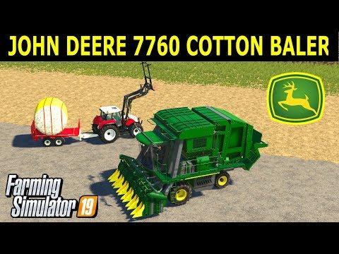 John Deere 7760 Cotton Baler v1.0.0.0