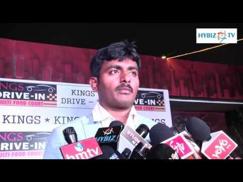 , Chandra Shekar Varma-Kings Drive In Food Court