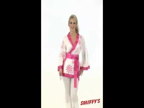 Déguisement kimono pour femme
