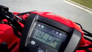 6. 2012 Honda FourTrax® Foreman® 4x4 ES