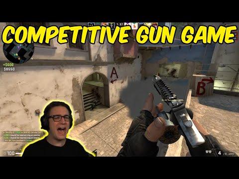 Competitive Gun Game - CSGO Competitive