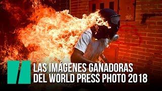 Las imágenes ganadoras del World Press Photo 2018