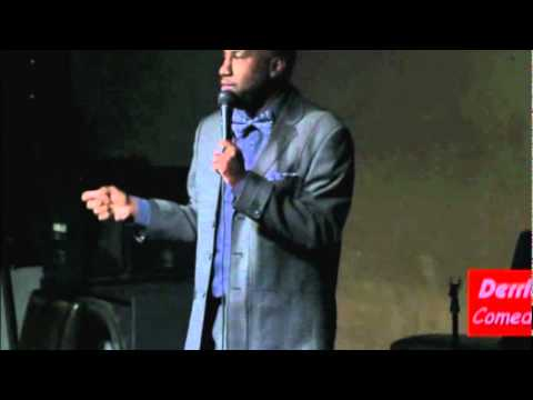 Derrick Ellis Comedy DVD Trailer