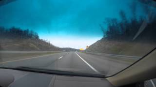 Cross Lanes (WV) United States  city images : Cross Lanes, WV to Columbus, OH - 18 Dec 2015