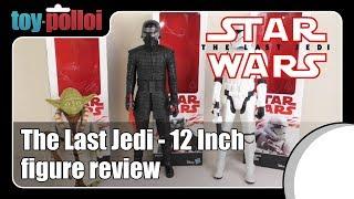 The Last Jedi - Hasbro 12 Inch figure review - Toy Polloi