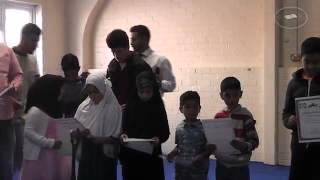 تكريم طلاب معهد اقرأ التعليمي