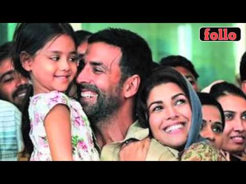 Airlift Review: Akki Steers This Ship!