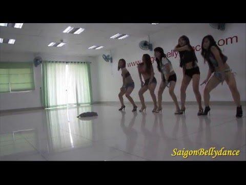 Lớp học Clubbing dance
