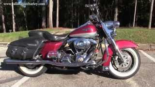 7. Used 2004 Harley Davidson FLHRC Road King Classic