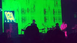 Terminally Chill - Neon Indian (Live @ Webster Hall 10/14/15)