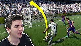 IMPOSSÍVEL!! - OS GOLS PERDIDOS MAIS INACREDITÁVEIS DO FIFA!!!