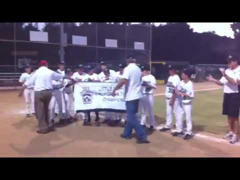 Solana Beach Little League - District 31 Champs