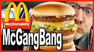 Video McDonald's ★ Secret Menu Item ★ McGangBang Sandwich Food Review | KBDProductionsTV MP3, 3GP, MP4, WEBM, AVI, FLV Januari 2018