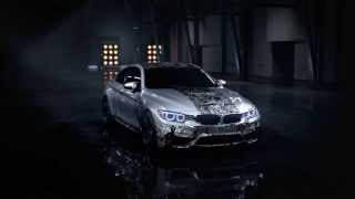 BMW M3 Sedan - M4 Coupé Animation Engine Full HD