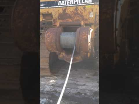 CATERPILLAR TRACK TYPE TRACTORS D6RIILGP equipment video GoZ1Ih9TCAc