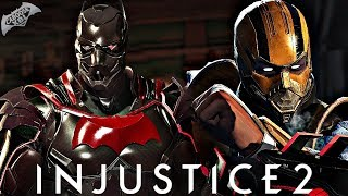 Injustice 2 Online - THE DEMON BAT VS CYBER SCORPION! The Injustice 2 Online series continues with more ranked matches! In this episode, I face off against a Sub Zero Scorpion loadout, making him look like a Cyber Ninja from Mortal Kombat in Injustice 2!Check out the other videos on the channel!Injustice 2 Online - DEMON BAT VS SPAMMER: https://www.youtube.com/watch?v=Sa7LnQQ4VksInjustice 2 Online - INTENSE MATCH AGAINST A SUBSCRIBER: https://www.youtube.com/watch?v=imKPq0yOBOI&t=1sInjustice 2 Online - INSANE CLUTCH WITH GODSPEED: https://www.youtube.com/watch?v=uxkt3NrqxMI&t=5sInjustice 2 Online - KID FLASH VS A ZONER: https://www.youtube.com/watch?v=PydGSVn7kT4&t=1sInjustice 2 - Black Manta DLC LEAKED: https://www.youtube.com/watch?v=B6MSMDI2kVc&t=2s★:Follow me on Twitter: https://twitter.com/Caboose_XBL★:Like me on Facebook: https://www.facebook.com/CabooseXBL★:Follow me on Instagram: http://instagram.com/caboose_xbl★:Intro Created By: https://www.youtube.com/user/COMIXINEMA and https://www.youtube.com/user/nighthawkjonzey2Like, Favourite, Comment and Subscribe!Build and power up the ultimate version of your favorite DC legends in INJUSTICE 2. With a massive selection of DC Super Heroes and Super-Villains, INJUSTICE 2 allows you to personalize iconic DC characters with unique and powerful gear. Take control over how your favorite characters look, how they fight, and how they develop across a huge variety of game modes. This is your Legend. Your Journey. Your Injustice.