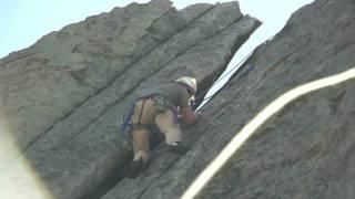 Rock Climbing The City of Rocks