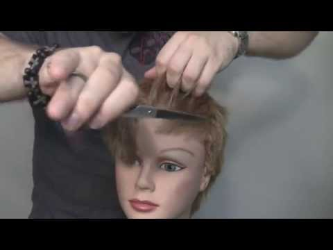 how to cut hair shaggy and funky by rico altieri