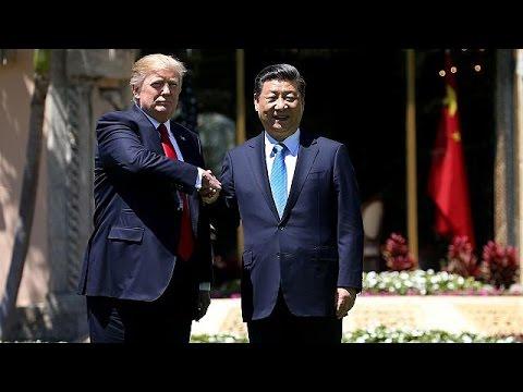 Ντόναλντ Τραμπ – Σι Τζινπίνγκ: «Η αρχή μιας σπουδαίας σχέσης»