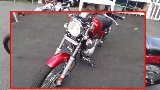 10. 2014 Yamaha V Star 250 NY, ADaos