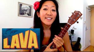 Video Lava Ukulele Play-along // Cynthia Lin (Chords + Lyrics) MP3, 3GP, MP4, WEBM, AVI, FLV November 2018