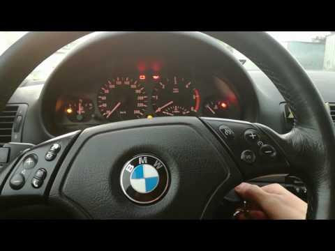 BMW E46 320d Exhaust sound (przelot)