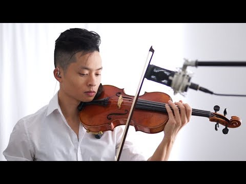 永不失聯的愛 - Eric 周興哲 - Violin Cover By Daniel Jang