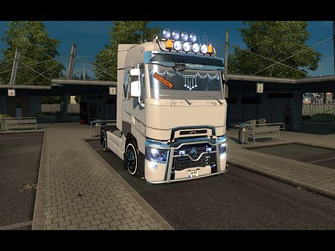Turkish Job Faca Renault Range T