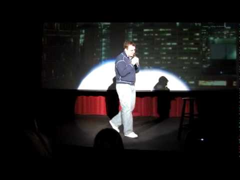 stand up comedy Funny Humor - See more Humor U videos: http://www.youtube.com/user/theofficialHumorU See James at Humor U's shows, go to http://humoru.org for details. James jokes about l...