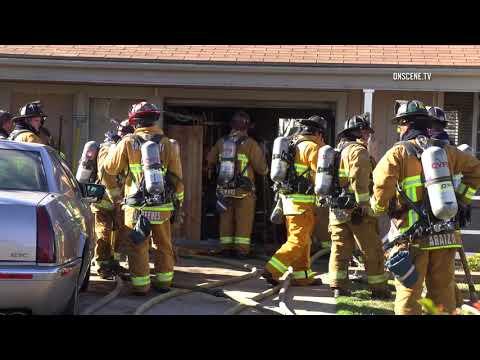 Chula Vista: House Fire 01292018