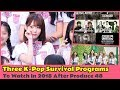 Pop Programs To Watch In 2018 After Produce 48