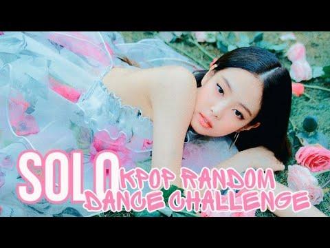SOLO KPOP RANDOM DANCE CHALLENGE 2020 видео