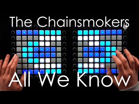 The Chainsmokers - All We Know Ft. Phoebe Ryan (Virtual Riot Remix) // Launchpad Cover By Nudel