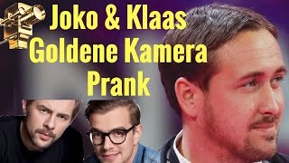 Goldene Kamera 2017 | Joko und Klaas Prank #GoslingGate