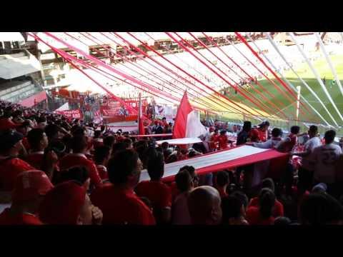 """""""Tenes los colores de la federal.."""" + """"Se viene el abandono..."""" + """"Eso no e - La Barra del Rojo - Independiente"""