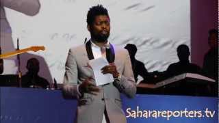 Comedian BasketMouth's Joke On President Jonathan's Achievements